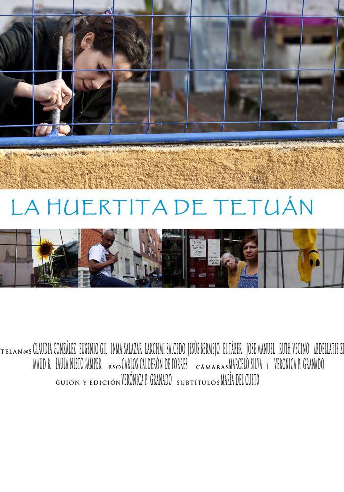 CARTEL HUERTITA DE TETUAN